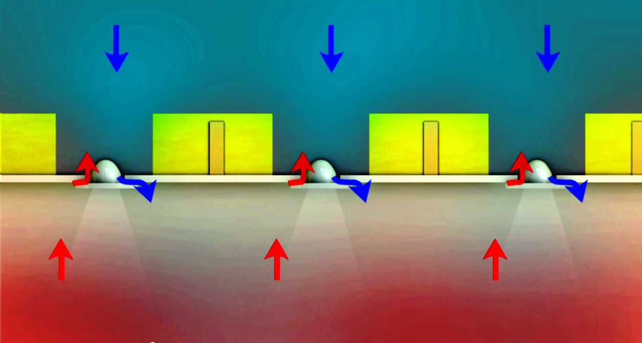 image-illustrating-how-warm-and-cold-air-can-escape-through-downlights